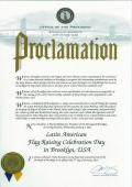 Brooklyn Proclamation